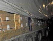 В Брянской области в Республику Беларусь возвращены нелегально перевозимые мясные консервы