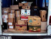 Более 730 кг продукции без документов возвращено в Республику Беларусь