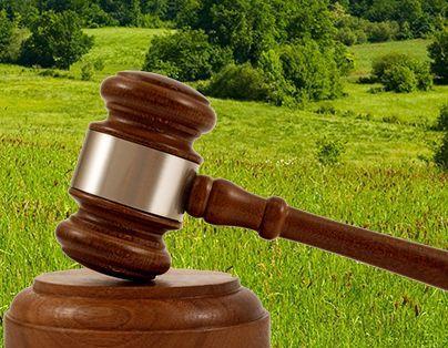 Принудительное изъятие земель в судебном порядке