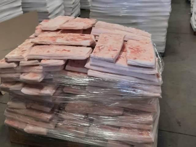 В Смоленской области пресечено нелегальное перемещение свиноводческой продукции